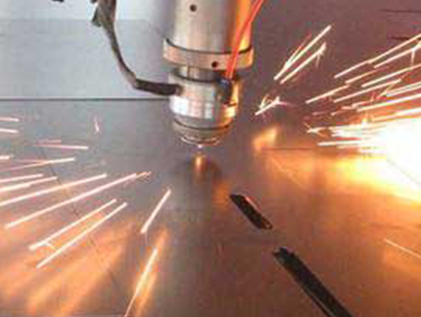 Tell you how to cut with laser cutting machine