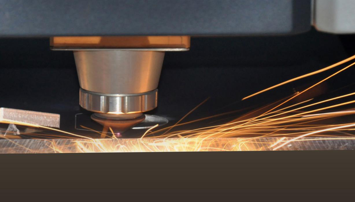 Laser cutting machine equipment used in home appliance manufacturing industry