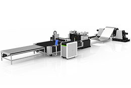 LF-CO Coil Fiber Laser Cutting Machine